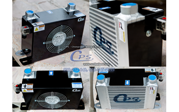 CPS - Hydrualic Oil cooler with frame and 220v fan