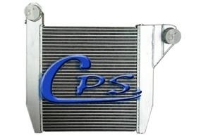 CPS intercooler NGV truck 3