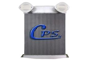 CPS intercooler NGV truck 5