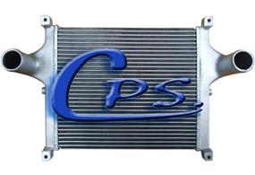 CPS intercooler NGV truck 6