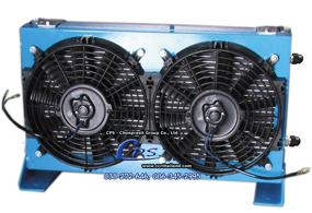 CPS oil cooler for truck