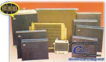 manufacture copper radiator core product