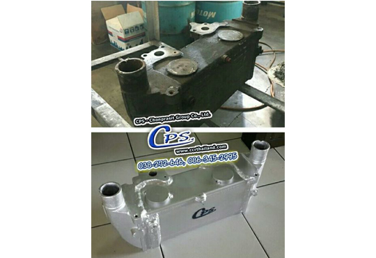 CPS exchange oil cooler core services
